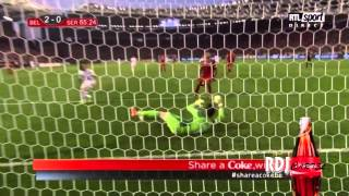 BELGIUM's Highlights 2-1 Serbia World Cup 2014