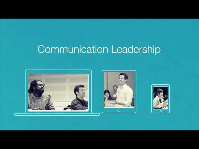 Communication Leadership Promo