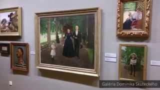 Program Noci múzeí a galérií v Stredoslovenskej galérii Banská Bystrica