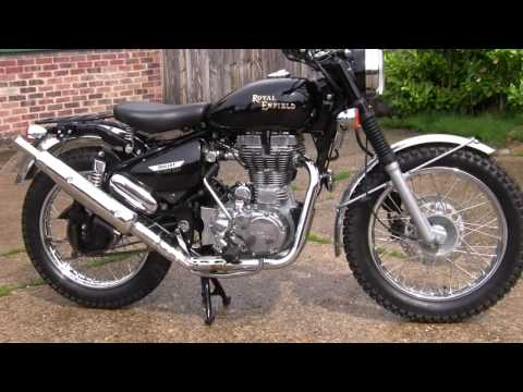 2009 Haywards Royal Enfield Trail Bike Limited Edition