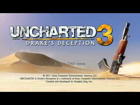 Uncharted 3 Drake's Deception - Nate's Theme 3.0