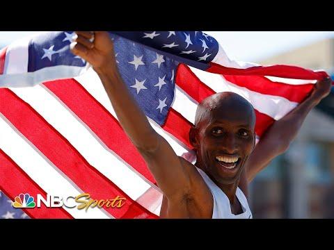 Oldest U.S. Olympic runner ever qualifies for Tokyo 2020 marathon I NBC Sports