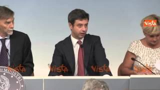 ORLANDO GIUSTIZIA CIVILE ABBIAMO VOLUTO EVITARE INTERVENTI SPOT 29-08-14