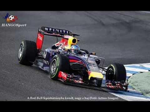 HANGOSport: Ricciardo elismerte, újra kell tervezni a Red Bullt