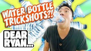 Ultimate Water Bottle Flip! (Dear Ryan)