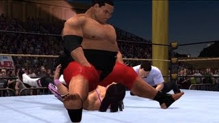 WWE '13 Community Showcase: Yokozuna (PlayStation 3)