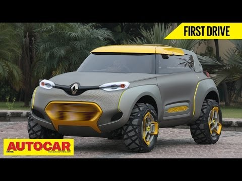 Renault Kwid Concept   First Drive   Autocar India