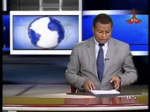 The Latest 8PM Full Amharic News Aug 15, 2013
