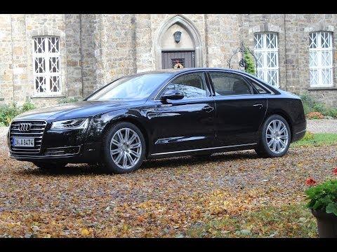 Audi A8: Souveräner Leuchtturm -- Text & Fahrbericht