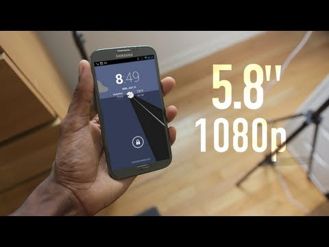 Samsung Galaxy Note 3 Hype!, Galaxy Note 3 is the next big flagship that nobody is talking about... yet Galaxy Note 2: http://amzn.to/WY7ReR Original Galaxy Note 2 Review: http://youtu.b...