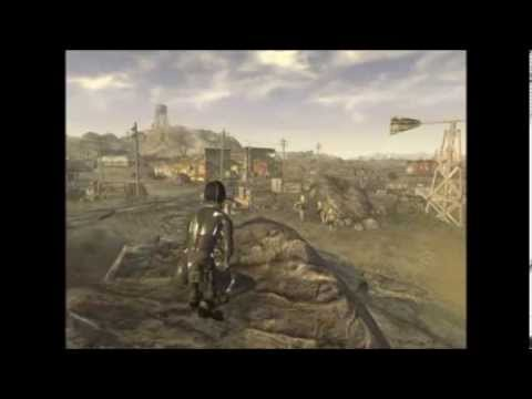 Fallout New Vegas uniform stealing