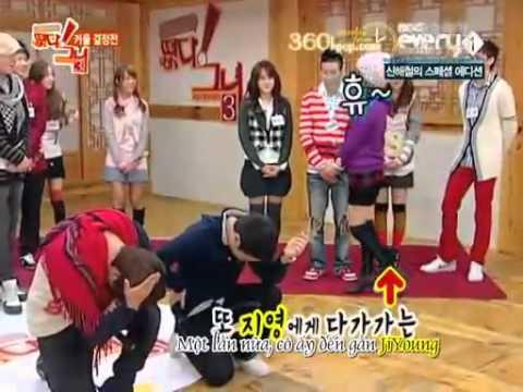 [Vietsub] Idol show Ep 2 (2PM & Kara) Part 3/5