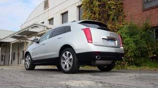 2012 Cadillac SRX - WINDING ROAD Quick Drive videos