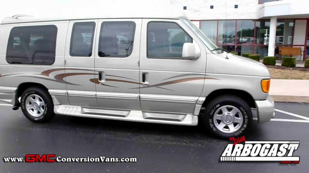 Used 2006 Ford E-150 Hi-Top Conversion Van | Dave Arbogast Van Depot ...