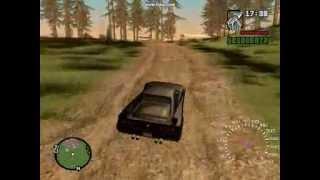 Misterios De Grand Theft Auto San Andreas