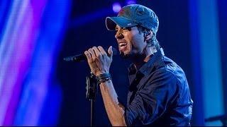 [HD] Enrique Iglesias 'I'm A Freak' The Voice UK 2014