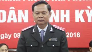Tổng Thanh Tra Chính Phủ Huỳnh Phong Tranh Bổ Nhiệm Dồn Dập Cán Bộ Sai Phép Trước Lúc Về Hưu