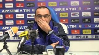 Empoli, Sarri: 'Col Verona scontro diretto'