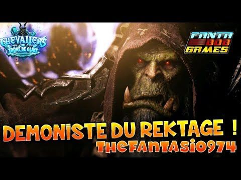 LE DEMONISTE DU REKTAGE - Hearthstone Chill avec Fanta