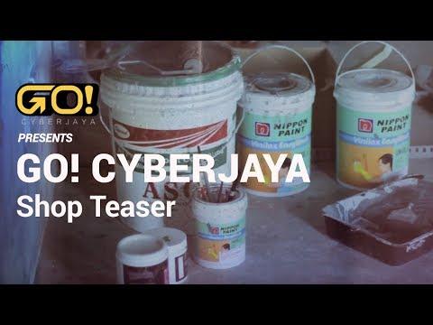 GO! Cyberjaya - Official Shop (Teaser)