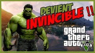 GTA V Cheat Code INVINCIBILITÉ + Les 10 Meilleurs
