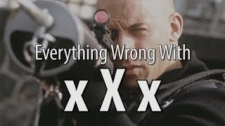 Everything Wrong With xXx In 17 Minutes Or Less