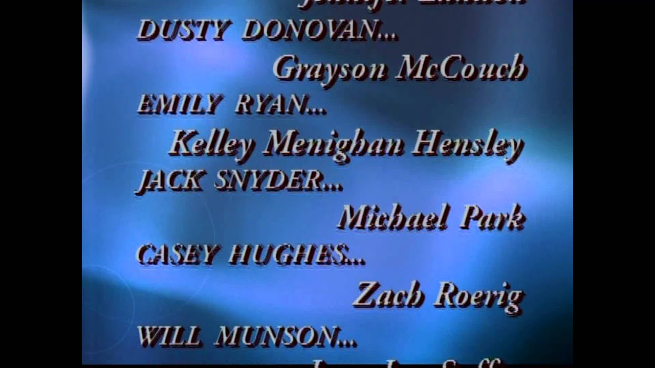 ... Turns - long closing credits with cast and crew 2006 (HD) - YouTube