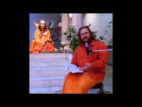 Guided Vedantic meditation Apr 2016