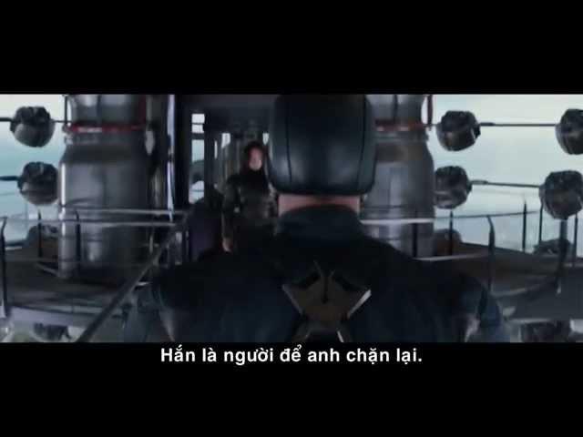 Captain America: Chiến Binh Mùa Đông (hậu trường): Hiểm họa từ quá khứ