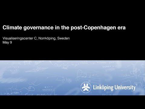 Climate governance in the post-Copenhagen era