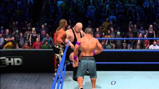 Smackdown Vs. Raw 2011 Bragging Rights Smackdown Vs. Raw
