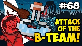 Minecraft: SUPER FAST FLYING! Attack Of The B-Team Ep