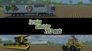 Farming Simulator 2013 Mod Spotlight S2E8 Trucks And