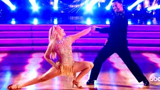 【HD】Alfonso Ribeiro & Witney Carson CHA CHA/ARGENTINE TANGO - DWTS 19 FINALE