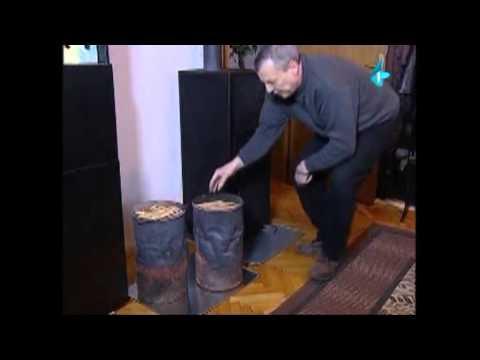 Fedra peći - Ekonomične i ekološke peći na čvrsto gorivo