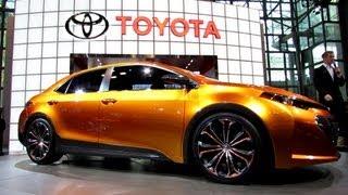 2015 Toyota Corolla Furia Concept Presentation And