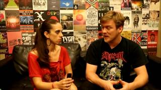 DYING FETUS Trey Williams Interview - Spirit of Metal