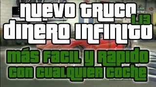 GTA 5 ONLINE DINERO INFINITO NUEVO TRUCO DE DINERO