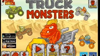 Car Games Online Truck Monsters Game Racing Games