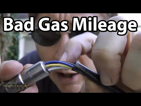 Getting Bad Gas Mileage? You May Need A New Air Fuel Ratio Sensor.
