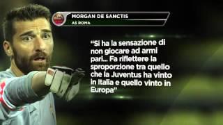 Juventus-Roma, le polemiche non finiscono mai...