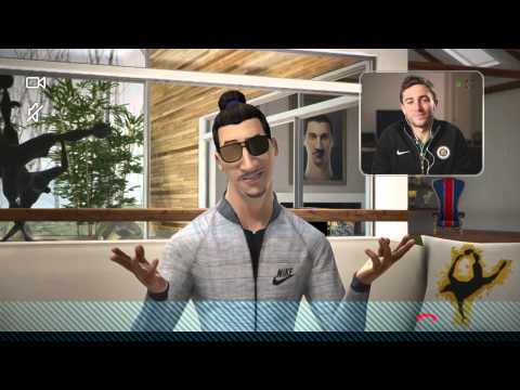 Nike Football: Dare to Zlatan. Ft. Tommy Oar and Zlatan Ibrahimovic