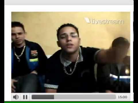 MC Daleste falando sobre suas música de apologia ( VALE APENA ASSISTIR )
