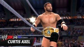 WWE 2K14 Community Showcase: Curtis Axel (PlayStation 3