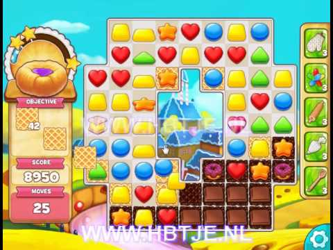 Cookie Jam level 36