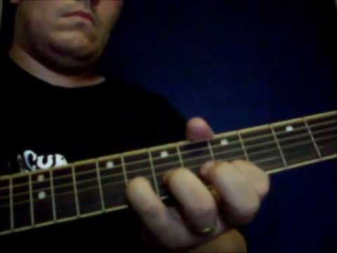 Video aula Blues - aula sobre Turn arounds (TAB)  3/4