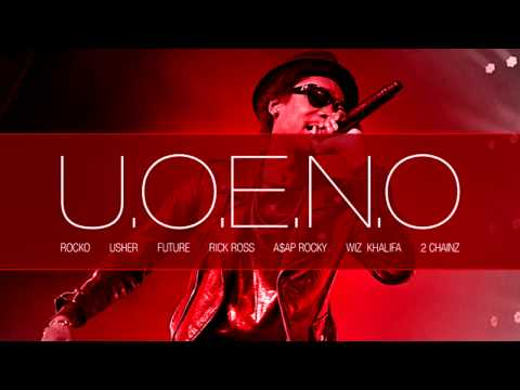Rocko - U.O.E.N.O [Instrumental] (reProd by.SIX10)