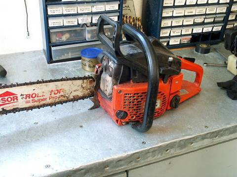 Diagnosis & Teardown of Dolmar PS540 Chainsaw