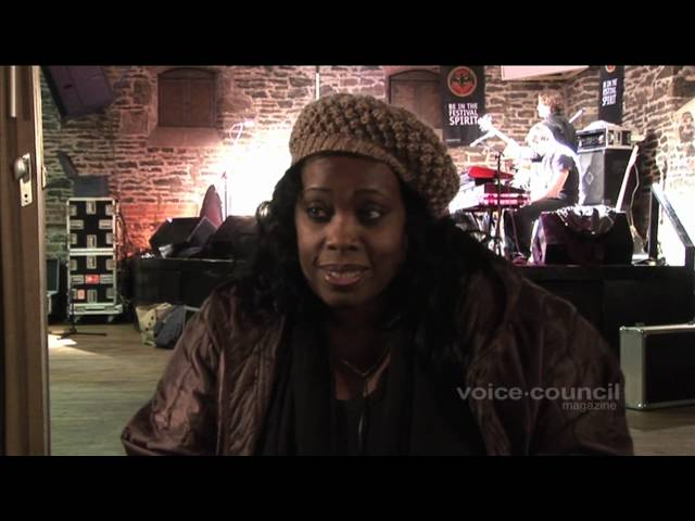 Ruby Turner: The Vocalist and the Child -- Vocalist Insight 2