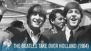 Beatles Take Over Holland, Amsterdam 1964